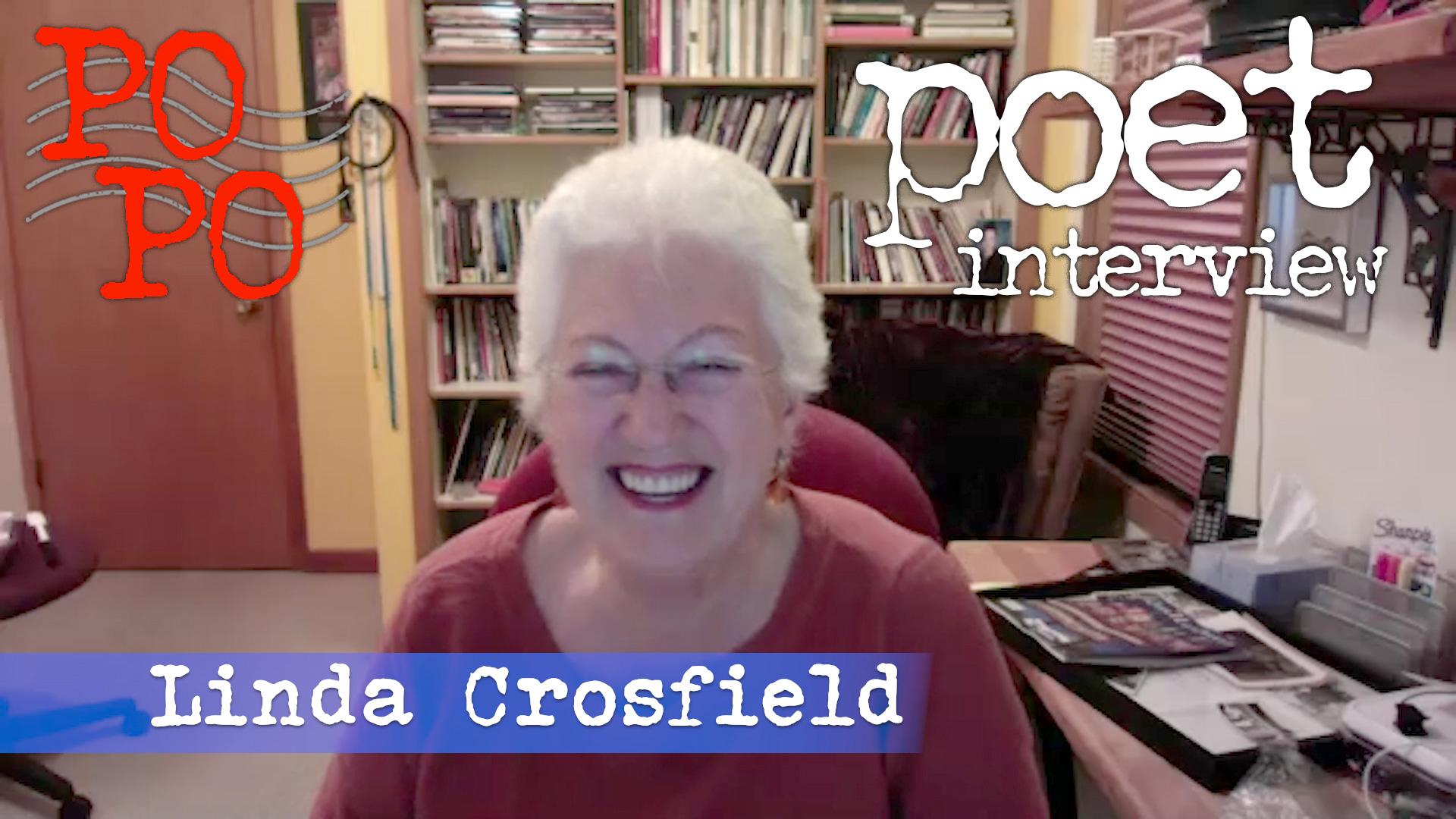 Linda Crosfield Poetry Postcard Fest Interview
