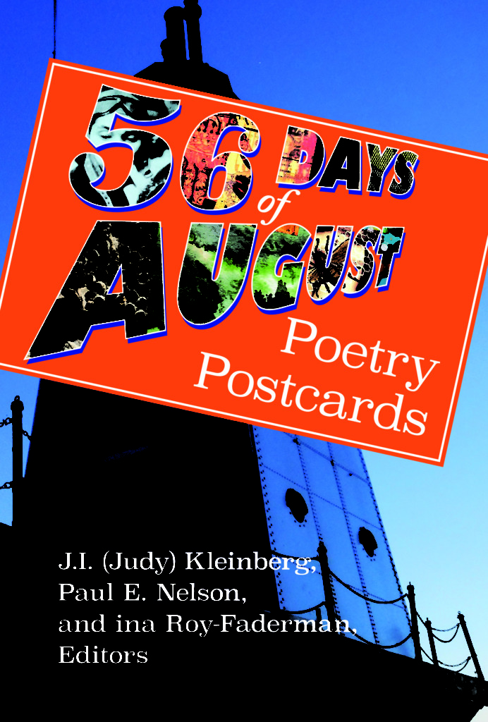 56 Days of August Poetry Postcards
